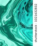green and black marble... | Shutterstock . vector #1021632832