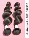 Small photo of spiral loose wave virgin human hair weaves extensions bundels
