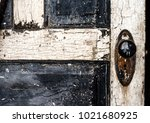 old weathered antique beat up... | Shutterstock . vector #1021680925