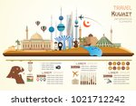 info graphics travel and... | Shutterstock .eps vector #1021712242