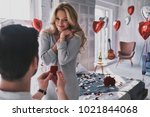 ring is perfect  attractive... | Shutterstock . vector #1021844068