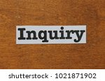 attributes on wood background | Shutterstock . vector #1021871902