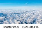 Aerial View Of Clouds Covering...