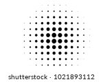 abstract futuristic halftone... | Shutterstock .eps vector #1021893112