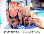 blurred for background parents... | Shutterstock . vector #1021957192