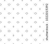 seamless geometric ornamental...   Shutterstock .eps vector #1022015392