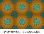 design for logo  game  cover ... | Shutterstock . vector #1022033308
