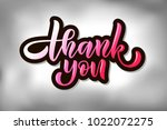 white and pink gradient vector... | Shutterstock .eps vector #1022072275