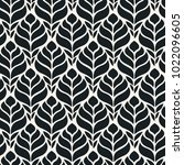 seamless abstract pattern with... | Shutterstock .eps vector #1022096605
