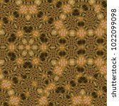 colorful seamless pattern.... | Shutterstock . vector #1022099098