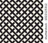 weave seamless pattern. stylish ... | Shutterstock .eps vector #1022125312