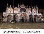 memories of venice | Shutterstock . vector #1022148295