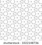 seamless vector pattern in... | Shutterstock .eps vector #1022148736