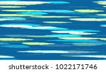 brush strokes and stripes with...   Shutterstock .eps vector #1022171746