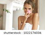 people  resort and recreation... | Shutterstock . vector #1022176036