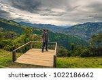 banos   august 19  2018 ... | Shutterstock . vector #1022186662