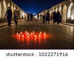 isfahan  iran   ocotober 19 ... | Shutterstock . vector #1022271916
