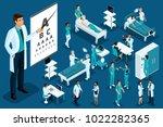 isometrics medicine  doctor ...   Shutterstock .eps vector #1022282365