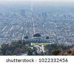 aerial view of griffith... | Shutterstock . vector #1022332456