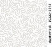 seamless abstract greyl... | Shutterstock .eps vector #1022348998