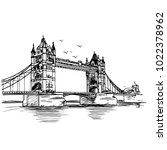 Tower Bridge Handmade...