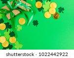 Saint Patrick\'s Day. Green...