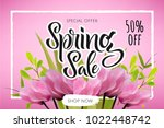 design advertising poster is a...   Shutterstock .eps vector #1022448742