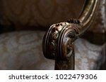 closeup detail side view  of... | Shutterstock . vector #1022479306
