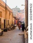 marrakech morocco   january...