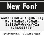 creative design vector linear... | Shutterstock .eps vector #1022517085