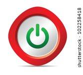 power button art vector...   Shutterstock .eps vector #102258418