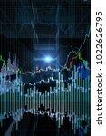 economy  stock price  graph   Shutterstock . vector #1022626795