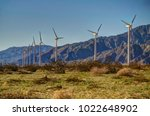 Coachella Valley Windmills Wit...