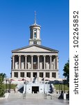 Tennessee State Capitol Locate...