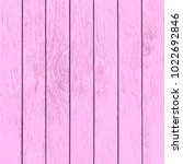 pink wood plank texture for... | Shutterstock . vector #1022692846