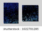 dark bluevector pattern for...