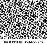 amorphous little abstract... | Shutterstock .eps vector #1022707978