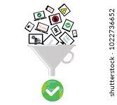 vector illustration of... | Shutterstock .eps vector #1022736652