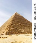 Small photo of Pyramid khafra at pyramids if giza