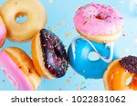 Flying Doughnuts Scene   Mix O...
