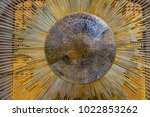 paris  france   january 13 ... | Shutterstock . vector #1022853262