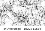 halftone grunge vector seamless ... | Shutterstock .eps vector #1022911696