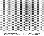 grunge halftone background ... | Shutterstock .eps vector #1022926006