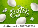 template vector card with... | Shutterstock .eps vector #1022949916