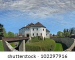 State Castle Of Nove Hrady ...