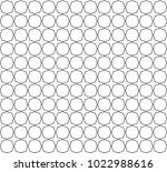 seamless geometric ornamental... | Shutterstock .eps vector #1022988616