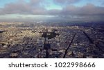 aerial view of sacre coeur in...   Shutterstock . vector #1022998666