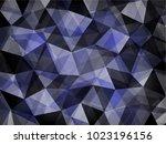 background overlapping... | Shutterstock .eps vector #1023196156