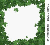 abstract patrick day background ... | Shutterstock .eps vector #1023248932