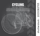 Cycling Sport Background....
